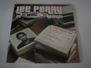 60s REGGAE LP - LEE PERRY AT WIRL RECORDS - 14 TRACK - 180 GRAM - MINT