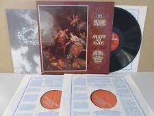 2BB 112-4- STRAUSS- Ariadne Auf Naxos 3-LP (Rysanek/Berry/Peerce LEINSDORF VPO)