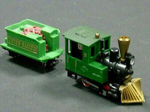 815300 Egger-Bahn Jouef HOe N Gauge Decauville Mint Steam Loco Tender Boxed UK