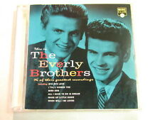 THE EVERLY BROTHERS 16 OF THEIR GREATEST RECORDINGS 1997 HITS COMPILATION CD