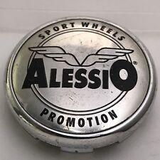 (1) Alessio Wheels  Custom Wheel Center Cap Caps # 2