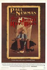 THE LIFE AND TIMES OF JUDGE ROY BEAN Movie POSTER 27x40 Paul Newman Stacy Keach