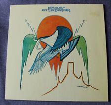 Eagles, on the border, LP - 33 tours