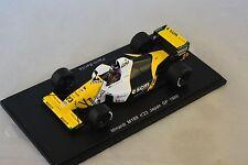 Spark S4112 - MINARDI M189 n°23 GP F1 Japon 1989 Paolo Barilla 1/43