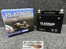 Sym Mio 50 4T 2009 PLATINUM AGM Battery CTZ7-S (YTZ7-S) NEW PB-01
