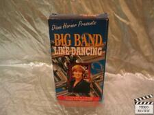Big Band Line Dancing VHS Diane Horner