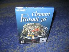 Dream Pinball 3D von Topware Entertainment GmbH neu und verschweisst