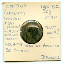 Amisus 120-63 Bc Bronze Ancient Coin!.Starts@ 2.99