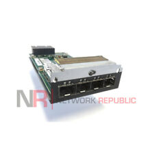 Juniper EX-UM-4SFP 4-Port Gigabit Ethernet SFP Uplink Module for EX3200 & EX4200