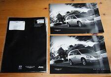 Chrysler Voyager Accessoires Brochure & Liste des prix 2006