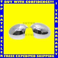 MINI Cooper Chrome Mirror Cover Set (Fits Left Hand Models Only) 971000 URO