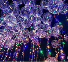 "Pack Of 12 - Toyland® 18"" LED Light Up Party Balloons - (LEDBALLOONX12PACK)"