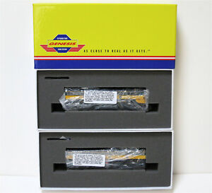 ATHEARN GENESIS HO G1513 CHICAGO & NORTH WESTERN  F-7A / F-7B  SET NEW IN BOX
