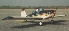 1/6 Scale Bobcat Ultralight Airplane Plans, Templates and instructions 54ws