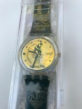 SWATCH WATCH-Centennial Olympic Games Atlanta, USA, 1996 IN ORIGINAL BOX/NEW