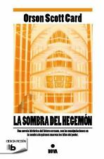 La sombra del hegemon (Nova Ciencia Ficcion) (Spanish Edition)