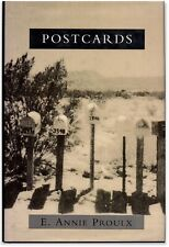 Postcards - Signed by E. Annie Proulx - First UK Edition - PEN/Faulkner Winner