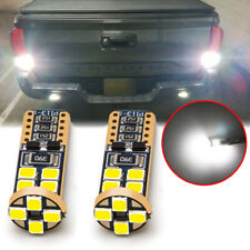 For Toyota Tacoma 2001-2019 White 921 Error Free LED Reverse Backup Light Bulbs