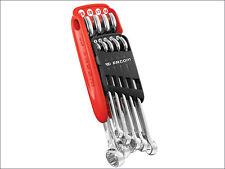 Facom 440 Series 9 Piece Metric 8 - 19mm Combination Wrench Set 440.JP9PB
