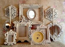 Ornate Open Picture Frames Candle holders~Wedding~ Romantic  Lot of 10