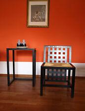 D.S. 3 Stuhl, Cassina, Charles Rennie Mackintosh, Art Deco, Jugendstil