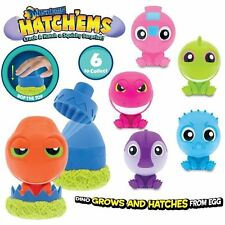 Hatch'ems Mash'ems ~ Dino Hatches & Grows From Egg ~ Styles Vary