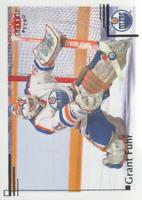 2012-13 Fleer Retro Hockey #61 Grant Fuhr Edmonton Oilers