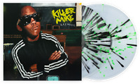 Killer Mike RAP Music Exclusive VMP Club Big Beast Splatter Vinyl LP RAP ROTM