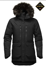 NWT Mens The North Face Cryos Expedition GTX Parka Jacket Medium Black Gore-Tex