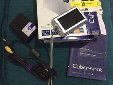 Sony Cybershot DSC-T77 10.1MP Digital Camera with 4x Optical Zoom (Used)