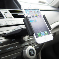 Car Auto CD Slot Mount Cradle Holder Stand For Mobile Smart-Cell Phone GPS PY