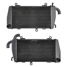 Left and Right Radiator Cooler Cooling For Honda GL1800 Goldwing 2002-2005 03 04