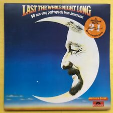 James Last - Recente The Whole Night Long - 50 Non-Stop Fête Greats - PTD-001