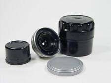 Ultra wide angle rangefinder Russar MP-2 f/5.6 20 LTM39 M39. Full frame lens.