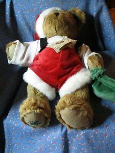 NWT Boyds Best Dressed Bear  Jolly Ol' St. Nick  984358