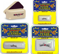 MAGNETIC GLASS CLEANER - (mini - large) - Fish R Fun Mag Float dm PawMits Algae