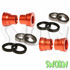 RFX Front & Rear Wheel Spacers Bearings & Seals KTM SX 250 300 XC 03-12 125 150