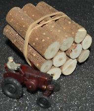 Stämme Naturholz ca 100 mm lang Ø 11,00-15,00 mm Ladegut Holz 10 Stück
