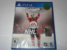 NHL 16 (Sony PS4, 2015) NEW