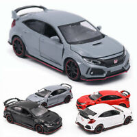 Honda Civic Type R Hot Hatch 1/32 Scale Model Car Diecast Toy Vehicle Kids Gift