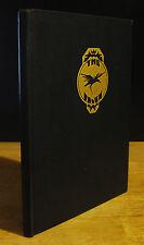 THE RAVEN (1930) Edgar Allan Poe FERDINAND HORVATH Illustrated, 1st Edition Thus