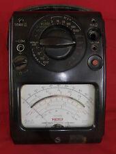 Multimètre  ampèremètre voltmètre vintage  Metrix 432 Made in France