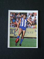 Wayne Carey North Melbourne 1993 AFL Select Sticker # 186  MINT