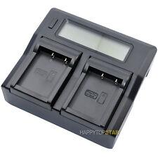 Dual Fast Quick Charger For Fujifilm Fuji NP-W126S W126 BC-W126 XT20 XT3 XT2