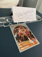 1990-91 NBA HOOPS #205      MARK JACKSON      MENENDEZ BROTHERS      NM/MT