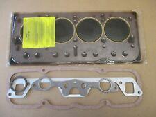 Opel Kadett C D Corsa A Zylinderkopfdichtung Motor Dichtsatz 1606602 Original