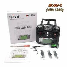 FlySky Fs-i6x 2.4g 6ch RC Transmitter With Ia6b Receiver for RC Quadcopter