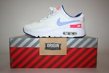 NIKE AIR MAX ZERO QS ULTRA MARINE SOLAR RED UK12/US13/EU47.5 BNIB 789695-105