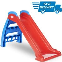 Small Slide For Toddler Kids Child Baby Indoor Outdoor Little Mini Slides Toy
