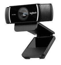 n Logitech C922x Pro Stream Webcam 1080p HD Camera Streaming Recording 60 FPS